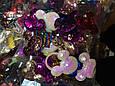 Резинки для волос с пайетками Микки, фото 2