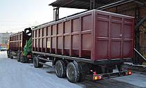 Автомобиль-металловоз (ломовоз) на базе шасси автомобиля КАМАЗ, фото 2