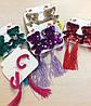Резинки для волос с пайетками  Мишки бахрама