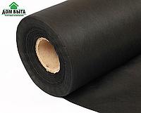 Агроволокно черное мульчирующее в рулоне SHADOW 50г\м2 - 3.20м\100м ( спанбонд ) Чехия
