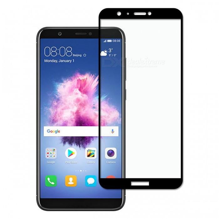 Защитное стекло 5D Glass Premium Huawei P Smart 2018  Black