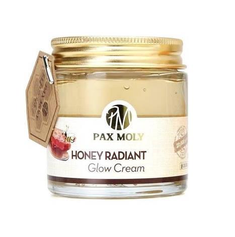 Увлажняющий крем с экстрактом меда PAXMOLY Honey Radiant Glow Cream , фото 2