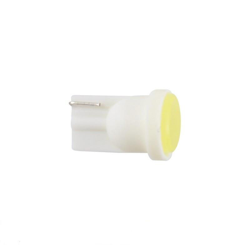 Автолампи світлодіодні Solar 12V T10 W2.1x9.5d 1COB 48LM white