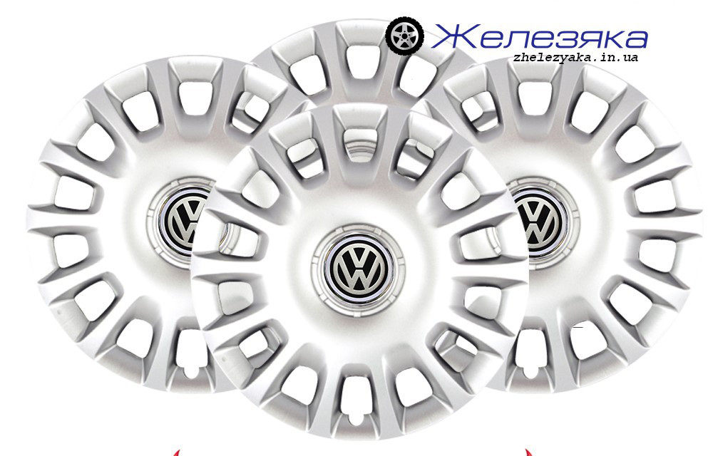 Колпаки на колеса R14 SKS/SJS №214 Volkswagen
