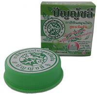 100% органическая зубная паста без красителей и ароматизаторов,Punchalee Herbal Toothpaste, 25г