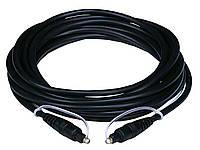 Оптический Toslink кабель Monoprice 7.6 метров, фото 1
