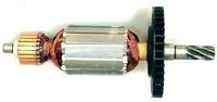 Якорь отбойный молоток D53х201 9з право |Y015