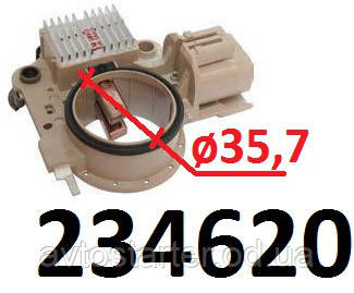 Регулятор напряжения HYUNDAI H-1, Starex 2.5 TD/ CRDi, Terracani, KIA K2500 Picantoi Pregio Sorento Carnival