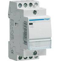 Контактор ESD425 25А, 4НО, 24В модульний Hager