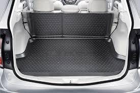 Поддон багажника со спинкой Subaru Forester S12
