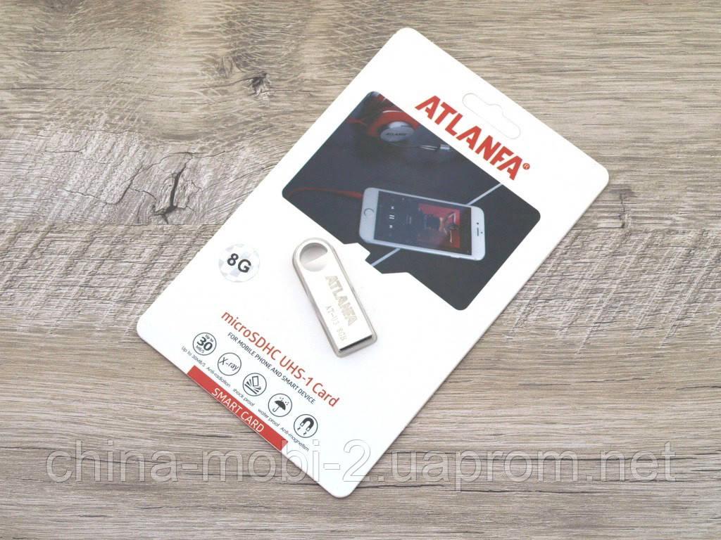 Atlanfa AT-U3 8Gb, USB флеш накопитель  флешка