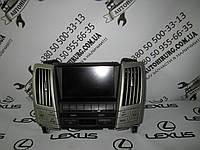 Дисплей навигации Lexus RX300 (86110 48130)