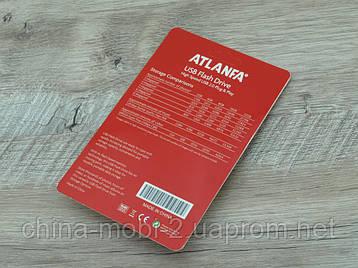 Atlanfa AT-U3 32Gb, USB флеш накопичувач флешка, фото 2