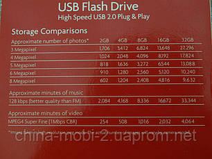 Atlanfa AT-U3 32Gb, USB флеш накопичувач флешка, фото 3