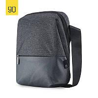 Xiaomi 90FUN City Concise Series сумка через плечо компактная классического стиля для современных почтальонов!, фото 1