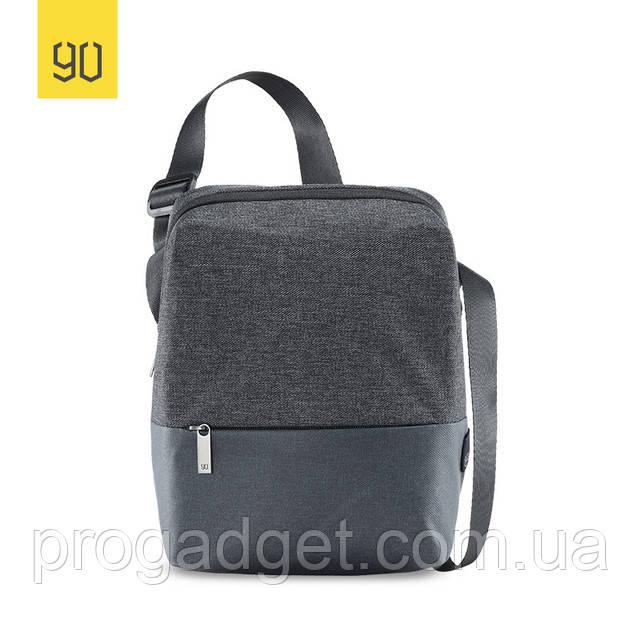 Xiaomi 90FUN City сумка через плечо компактная классического стиля для современных почтальонов!