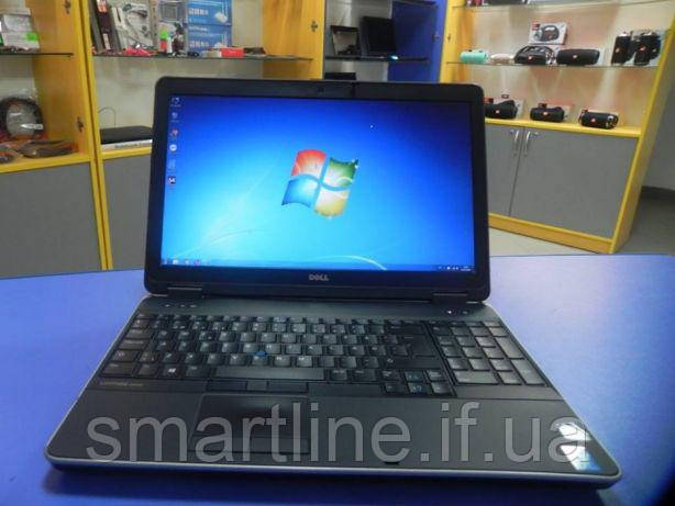 Потужний та надійний ноутбук DELL Laitude E6540 | Intel core i5-4300M
