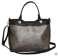 Брендовая женская сумка через плече Закрывается на молнию Этот аксессуар сопровождает повсюду  Код: КГ5161