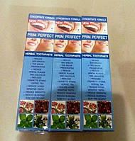 Эффективная  отбеливающая паста теперь в тюбике,Prim Perfect Herbal Toothpaste 50г