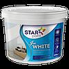 Краска для стен и  потолков Ice WHITE STAR Paint, 14 кг