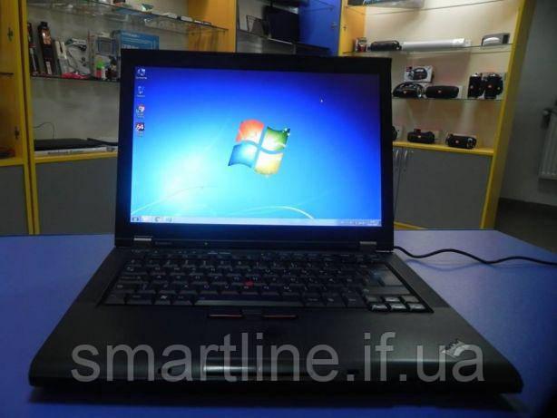 Надійний та потужний ноутбук LENOVO Thinkpad T410 / Intel core i7 M620