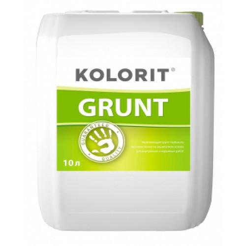 KOLORIT GRUNT EKO 10л