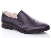 Качественные туфли школьные классические для подростков- мальчик 36-41/супинатор, стелька кожа