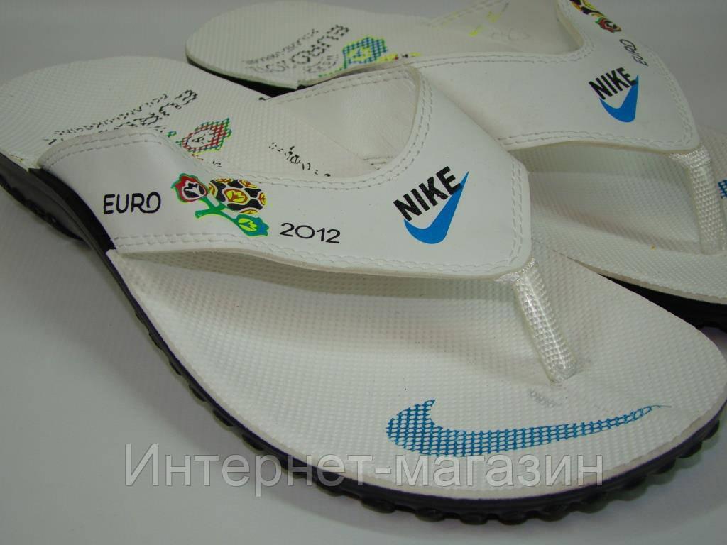 Вьетнамки мужские Nike Турция (40-45р) код 7041