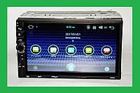 Автомагнитола 2din Pioneer 8702 GPS Android 8 + WiFi + 4Ядра +16 гб