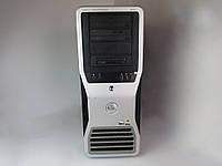WORKSTATION Dell Precision 690 2 ЯДРА Intel Xeon 5120 8GB RAM 2 x 160GB HDD + Quadro FX 3500M