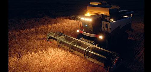 Освещение для спецтехники, для сельхозтехники, OffRoad