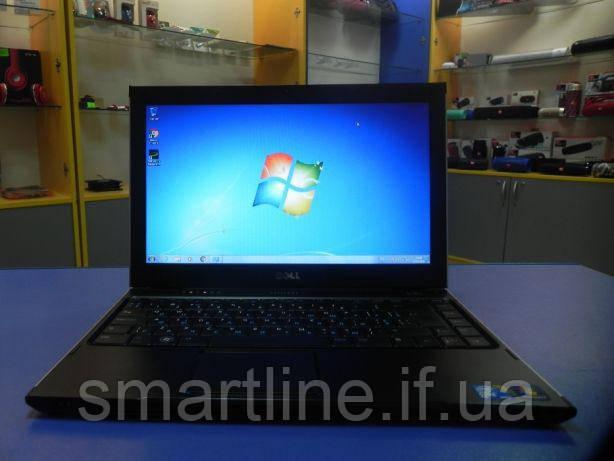 Ультра тонкий та надійний ноутбук DELL Latitude 13