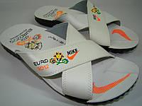 Шлепанцы мужские Nike Турция (40, 43, 44р) код 7043, фото 1