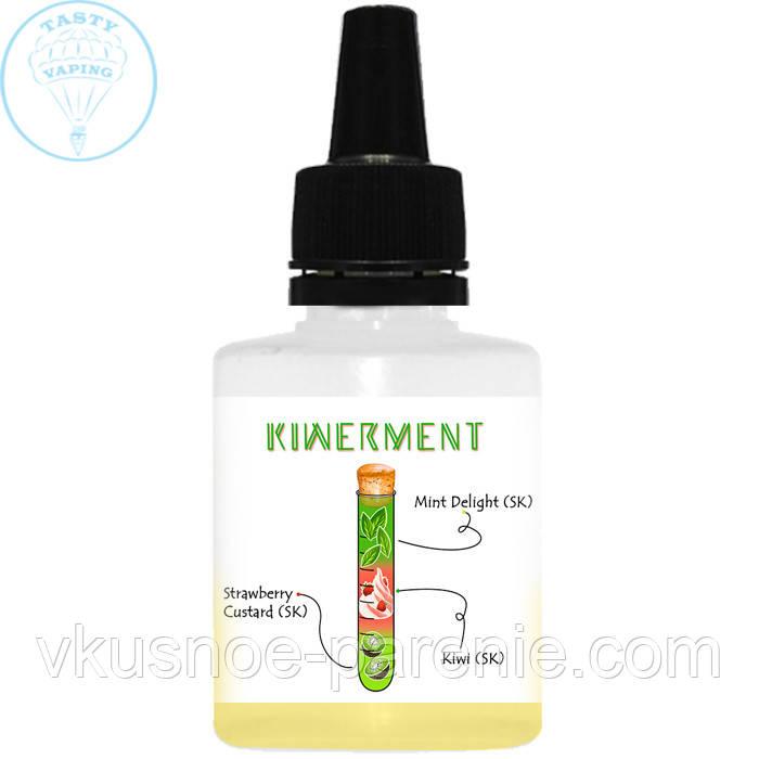 Kiwerment (Клубника Киви Мятный крем) готовый микс ароматизаторов