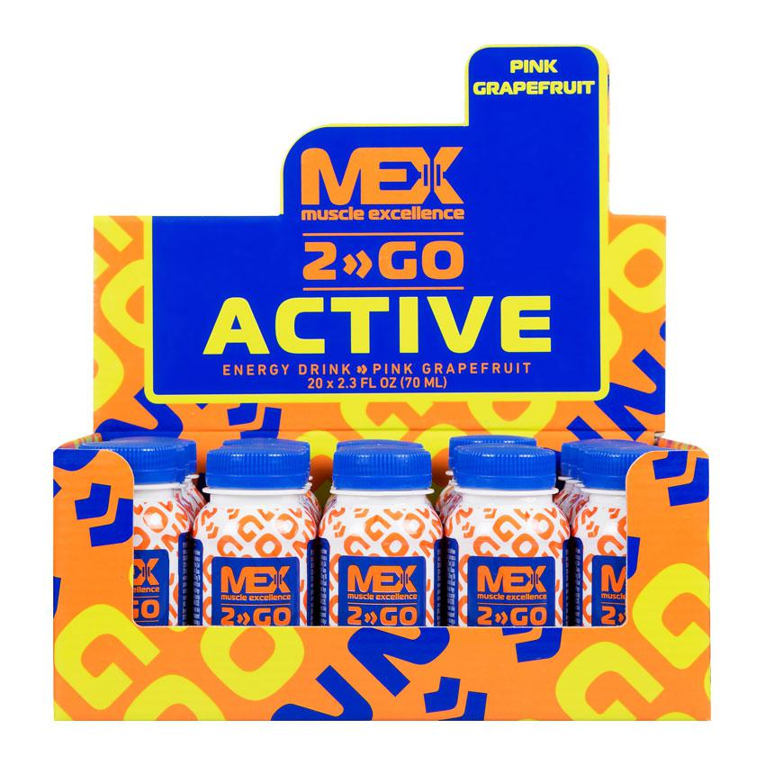 MEX Nutrition Active Shot 20*70 ml
