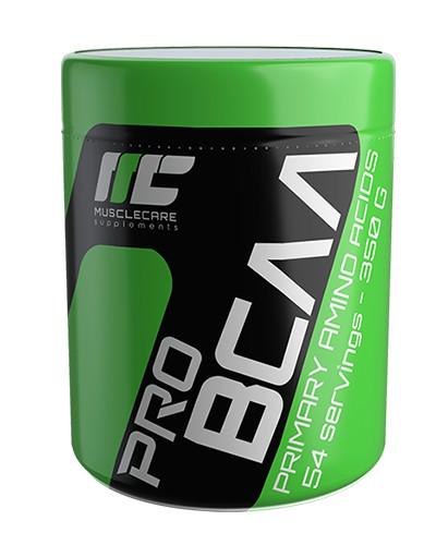 Аминокислота Muscle Care Pro BCAA 350 g