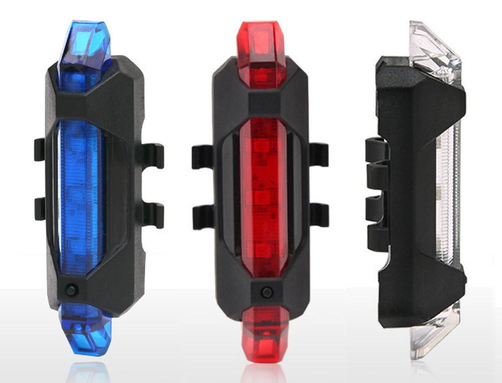Мигалки-габариты RapidX, USB зарядка