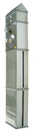 Промышленная тепловая завеса электрическая 60-35\Е4