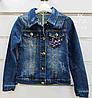 Куртка джинсовая для девочек оптом, Setty Koop, 8-16 лет,  № IV7387