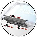 Держатель для магнитных карт PUSHBOX TRIO 8920, фото 6