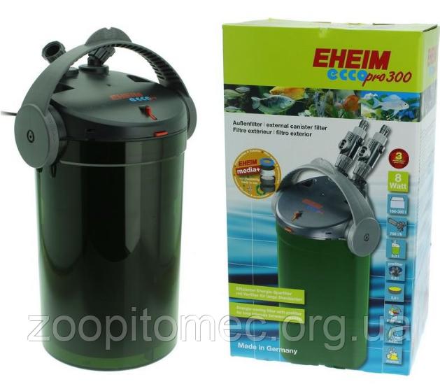Внешний фильтр EHEIM (Эхейм) Еcco pro 300 для аквариумов 160-300 л