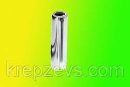 Штифт 12 мм пружинный цилиндрической формы DIN 7343, ISO 8750
