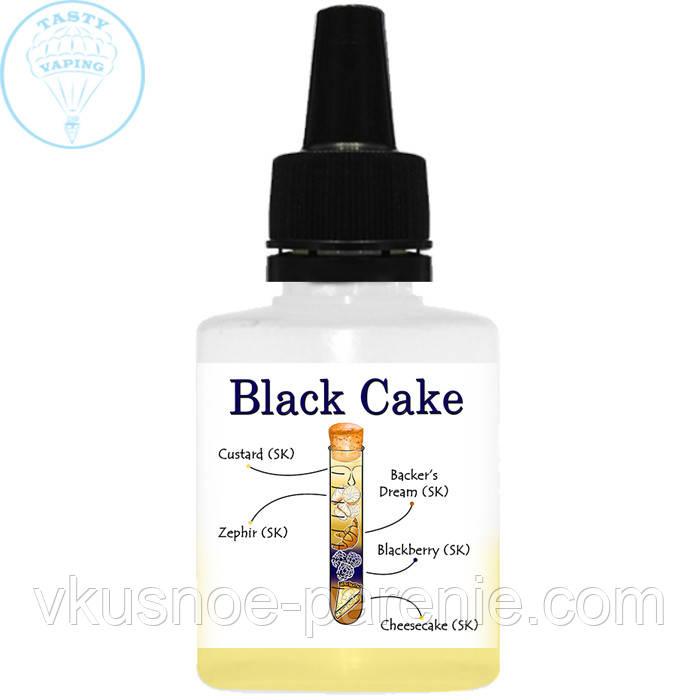 Black Cake (Пирог с Ежевикой) готовый микс ароматизаторов