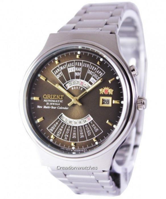 38fc2ad1 Часы ORIENT FEU00002TW / ОРИЕНТ / Японские наручные часы / Украина / Одесса  ...
