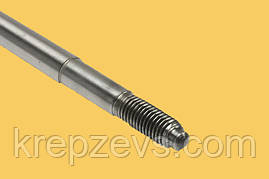 Штифт 6 мм конический с резьбовой цапфой DIN 7977, ISO 8737