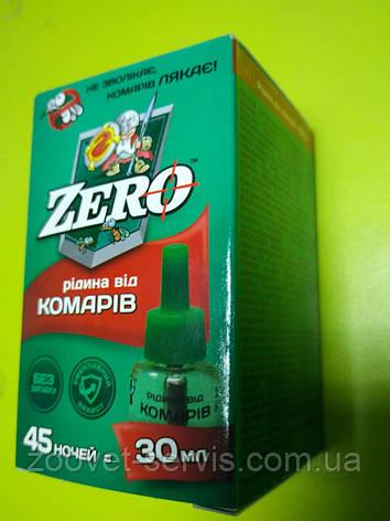 Жидкость для защиты от комаров на 45 ночей ZERO (Беларусь), фото 2