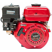 Двигатель бензиновый Saber 188 F (13 л.с), фото 1