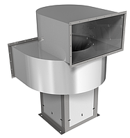 Вентилятор радиальный Веза ВНР6-071-ДУ600-Н-00550/4-У1-2-0