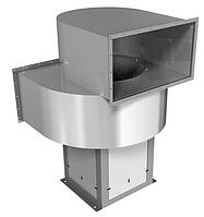 Вентилятор радиальный Веза ВНР6-100-ДУ600-Н-01100/6-У1-2-0