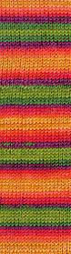 Пряжа для ручного и машинного вязания Extra Folklorik Batik Alize/Экстра Батик Ализе